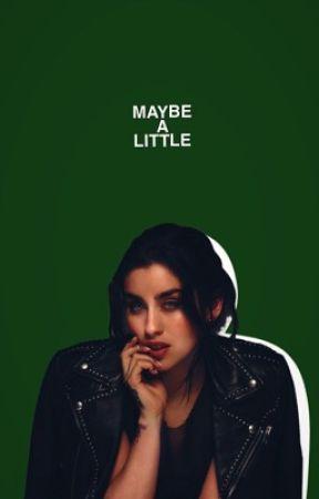 Maybe a little by CAMRENXRILAYA