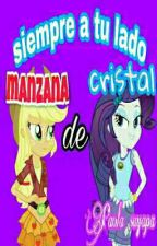 Rarijack Siempre a tu lado Manzana De Cristal by PaolaSuyapaGarza