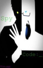 [Usuk] Spy Code: **********_ by pamsamya