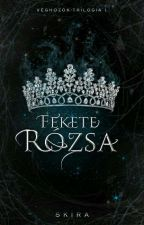 Fekete rózsa by Skira2066