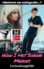 HOW I MET SHAWN MENDES by LectoraFangirl20