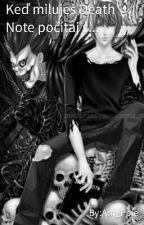 Keď miluješ Death Note počítaj s... by Am_Pple