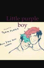 Little purple boy  by nookbook420