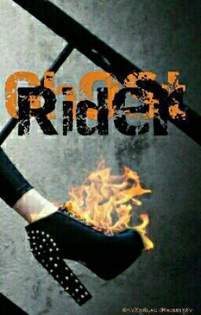 Ghost Rider • Teen Wolf by vXxBlackRabbitxXv