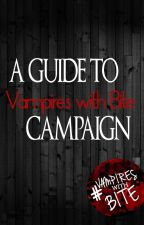 Guidelines to #vampireswithbite by VampswithBite