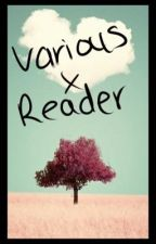 Various x reader by theclaradoll