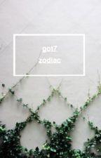 Got7 Zodiacs  by inspired-tae