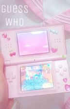 guess who // game  by aesthetictree