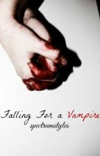 Falling For A Vampire || H.S. by spectrumstyles
