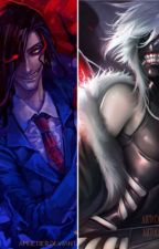 Unraveled Vampire (Oc x Alucard) by PhantomFluffy
