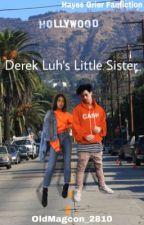 Derek Luh's Little Sister  by OldMagcon_2810