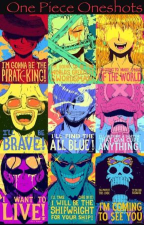 One Piece One Shots by Rwbyreader