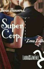 SuperCorp.  (The Red Latern Corps) by Laura83Jimenez