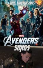 Songs for characters in the Avengers (on Hold) by loves_Loki