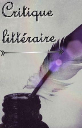 Critique littéraire by Zya-Love