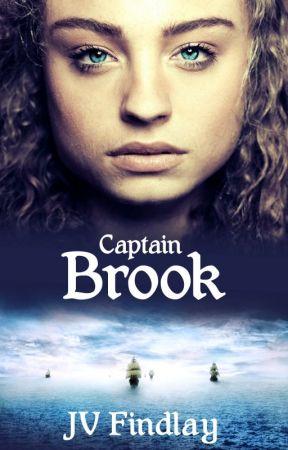 Captain Brook by JoyFindlay