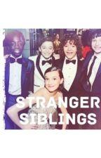 Stranger Siblings by elevensegg0