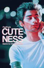 cuteness ✿ ziall by panpack