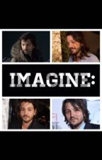 Diego Luna Imagines by Aidanturnerimagines