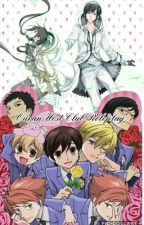 Ouran High School Host Club Roleplay  by Katsumi737