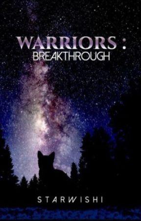 Warriors: Breakthrough by Starwishi