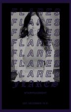 Flares ― T. STARK by starfragment