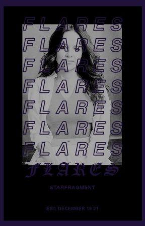 Flares ▷ T. STARK by starfragment