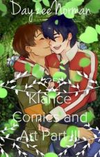 Klance Comics and Art Part III by DayzeeNorman