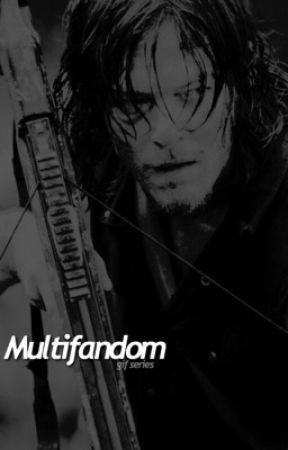 Multifandom Gif Series by deanmonic
