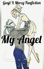 My Angel♡ (Genji X Mercy)  by ReaperCakes