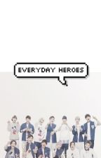 Everyday Heroes :: svt by kyarania