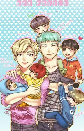 bangtan family by ikeeplosingmymind
