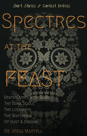 Spectres at the Feast by JessaMartell