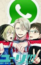 Yuri!!! On Ice //Whatsapp// by Other_Person_More