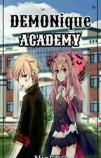 Demonique Academy For Mafia & Gangsters by NiqEDO