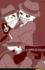 the death's queen [ DISCONTINUED ] [ mafiatale sans x assassin reader ] by Deltanation_X_Anne