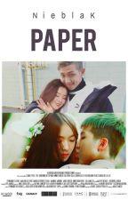 Paper. ➳Namjoon, BTS. by NieblaK
