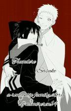 Tsundere Sasuke by namireren14
