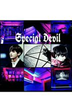 Special Devil VKOOK- شيطان مميز by Kirito_155