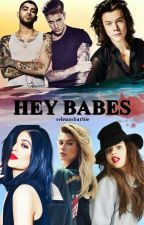 hey babes // group chat by selenasbarbie