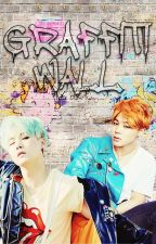 「Graffiti wall✧YoonMin」 by AGUSTDS
