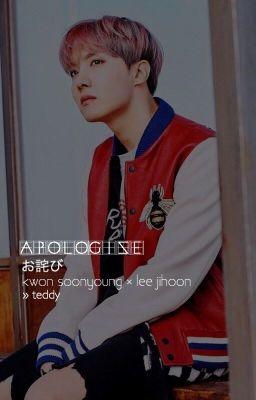 [Soonhoon | Hozi] Apologize