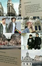 ~Why can't you hold me in the streets?~ l.s. by FeelsofLarry