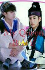 MY QUEEN BOY (vkook)(complete) by Kim_EunRa98