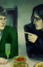 Na Herbatkę Panie Potter? by ZuduMiku