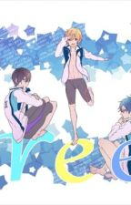 Ask Free Iwatobi Swim Club by Haruka_Nanase