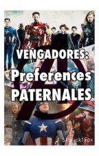 VENGADORES: Preferences Paternales by S1Black1Fox