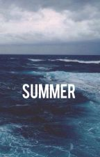 Summer » harry styles by dammithoran