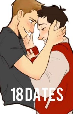 18 Dates //Destiel High School AU// by Superpainful-