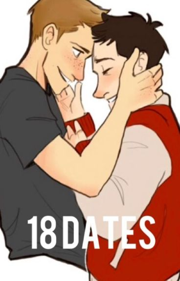 18 Dates //Destiel High School AU//